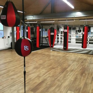 Arnold Boxfit 4133 - Fitness-, Sparring- & Fitnessbereich