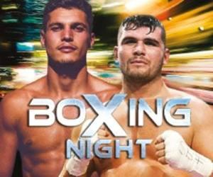 Boxing Night vom 09.12.2017 im Grand Casino Basel