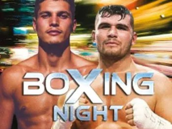Permalink to: A NIGHT OF BOXING I