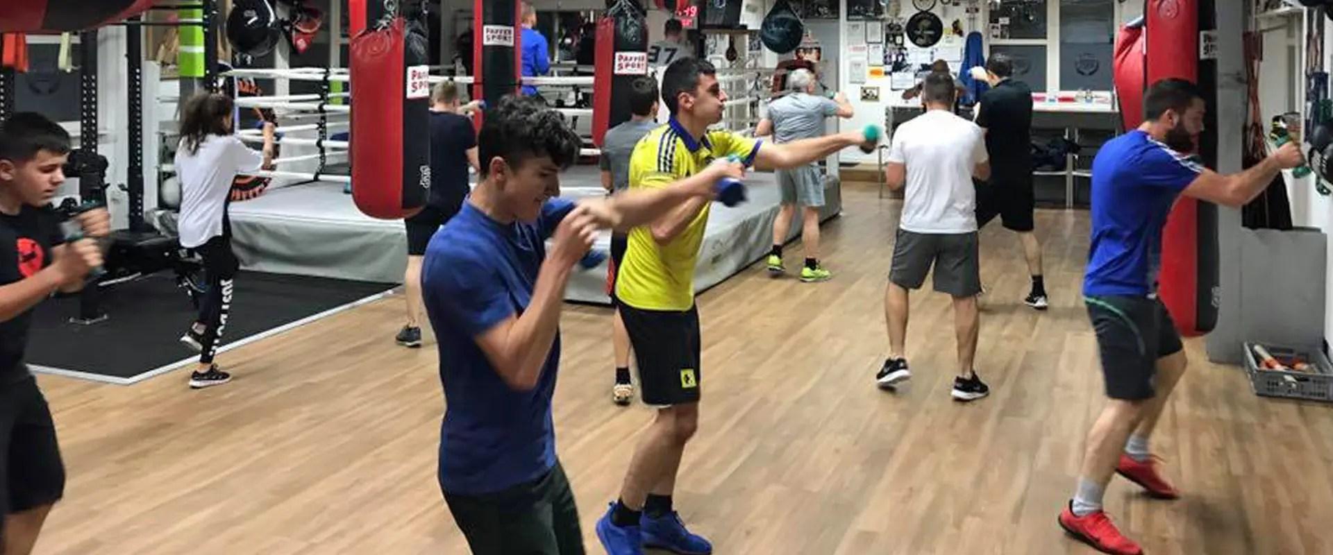 Permalink to: BOXFIT Boxen & Fitness für Männer & Frauen