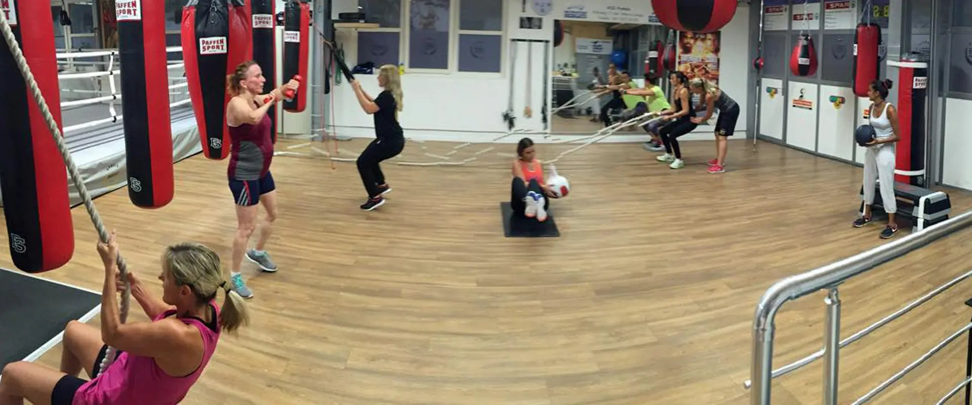 Permalink to: Fitnessboxen für Frauen