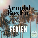 Schöne Sommerferien 2021 wünscht Arnold Boxfit Pratteln