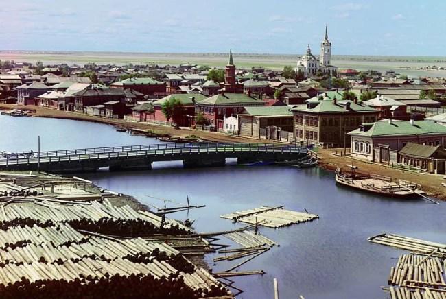 Miasto Tobolsk