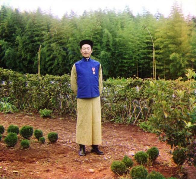 Czakwa. Mistrz ogrodnictwa Lao Zhang Zhou tworzy nową plantację herbaty