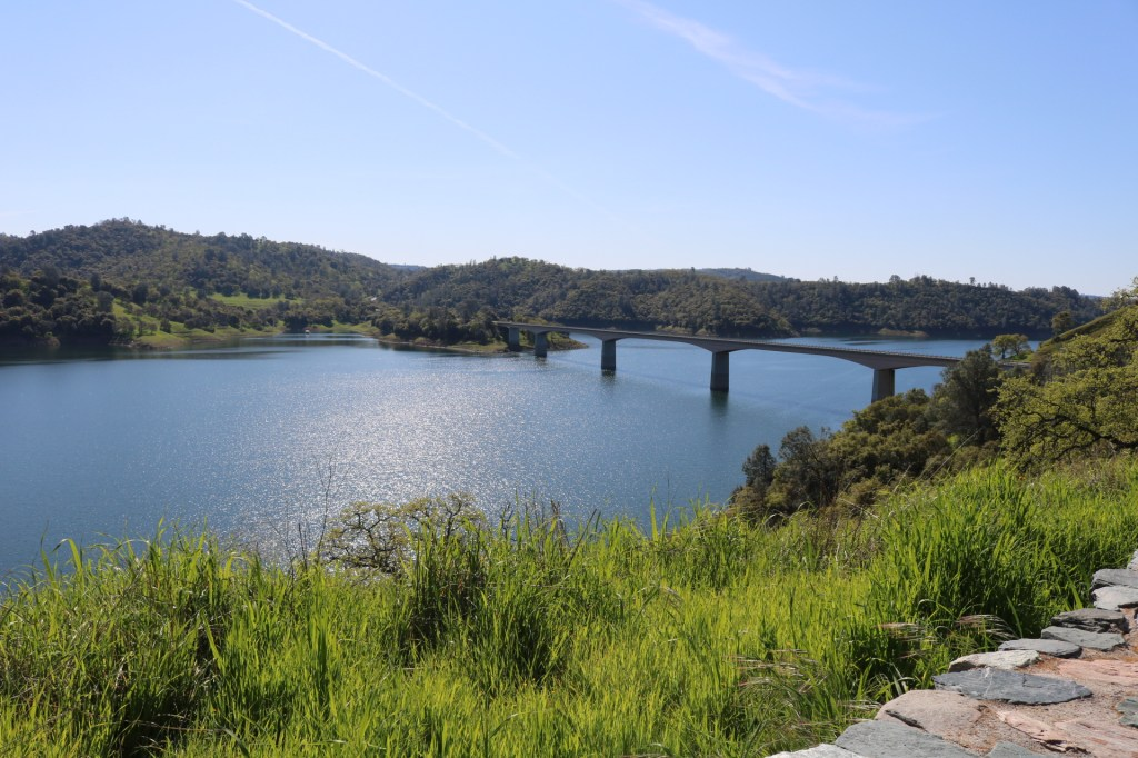 Lakes-Rivers Calaveras County
