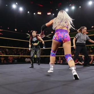 NXT Review – 18/09/19-ish