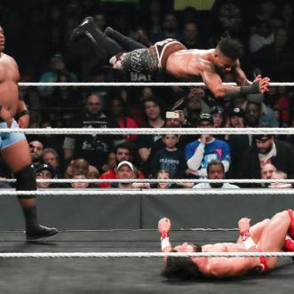 NXT Review – 25/12/19