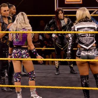 Women of the WWE – January 05-11