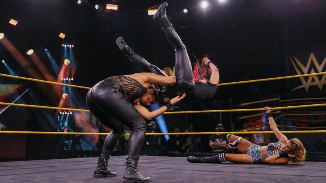 Raquel Gonzalez slams Io Shirai