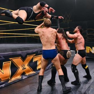 NXT Review – 23/09/2020