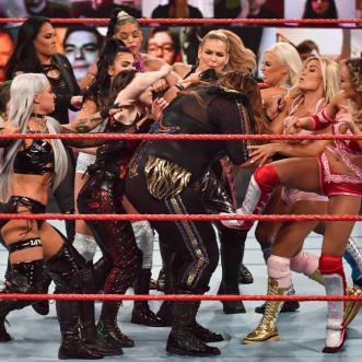 Women of the WWE – October 11-17