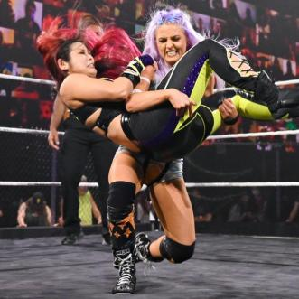 Women of the WWE – October 04-10