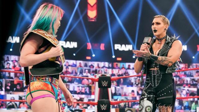 Rhea Ripley challenges Asuka for WrestleMania