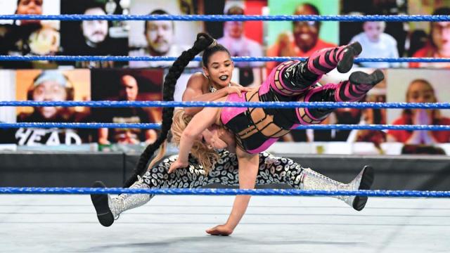 Bianca Belair K.O.D.s Natalya