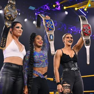 Women of the WWE – April 11-17
