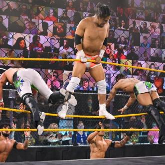 NXT Review – 27/04/2021