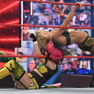Women of the WWE – April 18-24