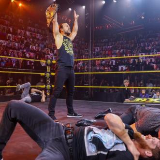 NXT Review 08/06/2021
