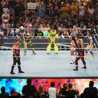 Women of the WWE – July 18-24