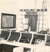 Arnold First Dispatcher Desk