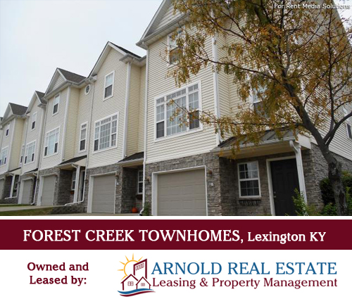 Forest Creek Townhomes Lexington KY