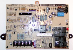 HK42FZ034 Bryant Carrier Furnace Control Circuit Board