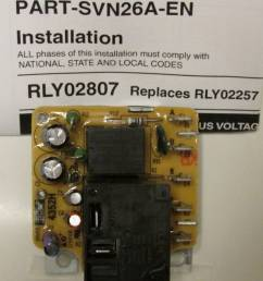 trane air handler fan time delay relay [ 854 x 939 Pixel ]