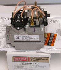 EF32CW233 Bryant Carrier Furnace Gas Valve
