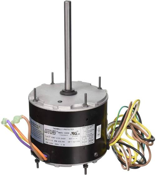 small resolution of mars 10458 multi horsepower universal condenser fan motor arnold s service company inc