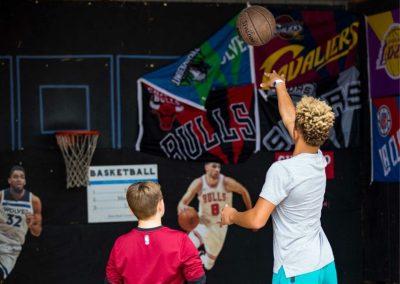 Short Shot Basketball