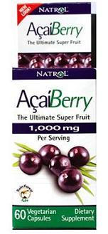 Natrol Acai Berry