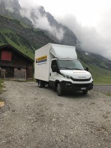 umzug_kleinlastwagen