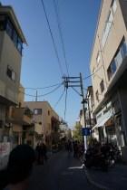 Straßenszene, Hillel HaZaken