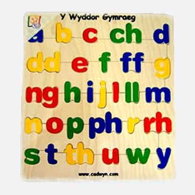 Alphabets (2/2)