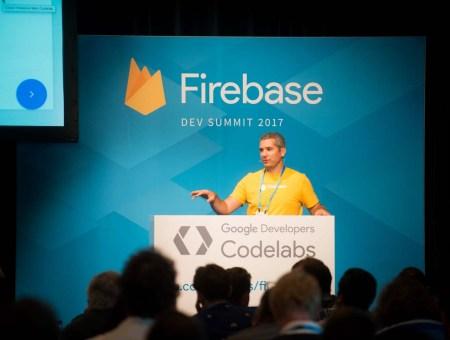 Google Firebase DEV Summit 2017