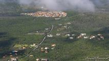 Curaçao vanuit de lucht