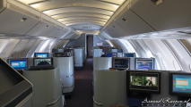 KLM Boeing 747-400 (PH-BFY) - Upperdeck - Business Class