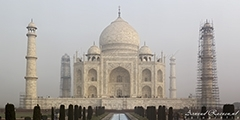 GigaPic Taj Mahal