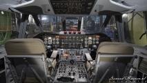 Cockpit - Vickers Vanguard