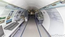Aft Cargo Hold - British Airways Concorde (G-BBDG)