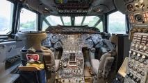 Cockpit - British Airways Concorde (G-BBDG)