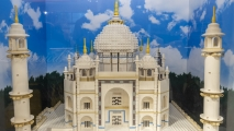 Lego World - Taj Mahal