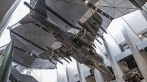 Imperial War Museum - BAe Harrier