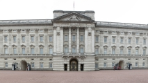 Buckingham Palace - Panorama