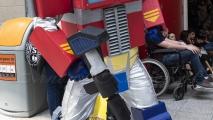 Comic Con - Optimus Prime