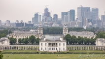 University of Greenwich & Canary Wharf