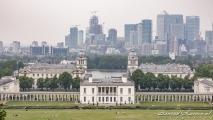 University of Greenwich & Canary Wharf