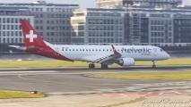 Edelweiss Embraer 190 (HB-JVP)