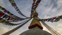 Boudhanath Tempel