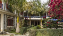 Hotel Blue Planet Lodge in Pokhara